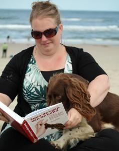 Zelfs de hond leest mee